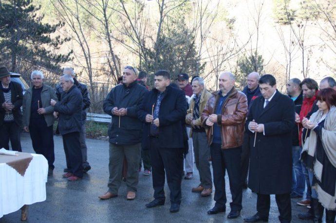 Курбанът против жертвите по пътя Смолян – Пловдив през 2015 г.
