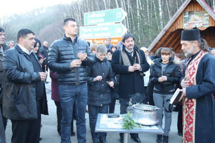 Курбан против жертви по пътя Пловдив-Смолян